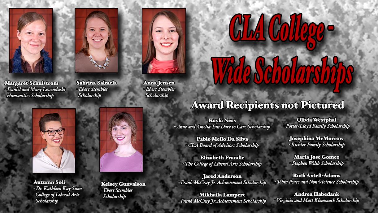 UMD CLA Scholarships