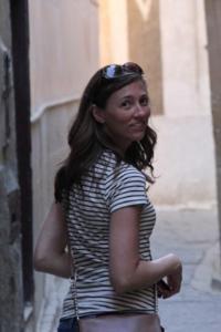 Jill Gaeta in Morocco