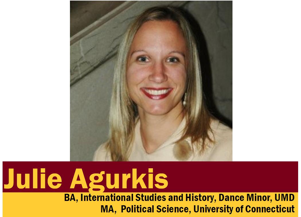 photo of Julie Agurkis