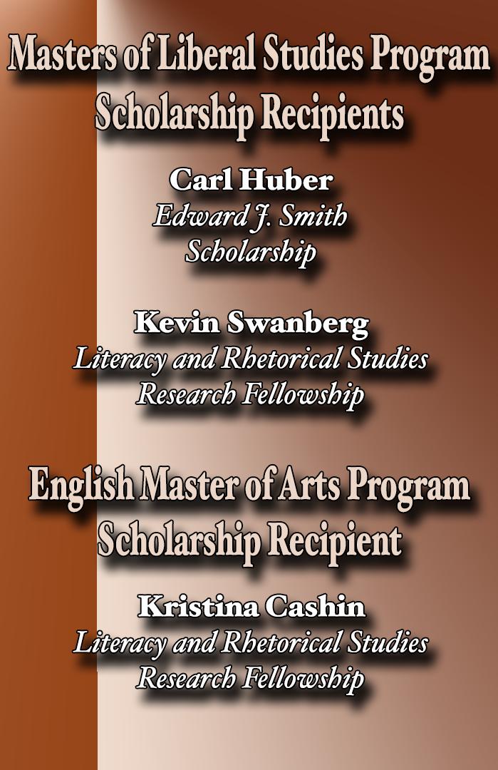 MLS Scholarship Recipients