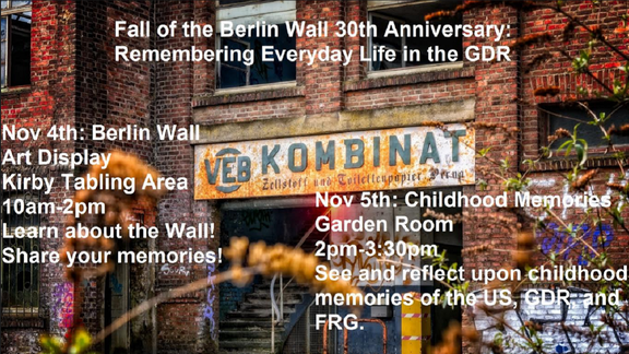 Berlin Wall - Life in the GDR
