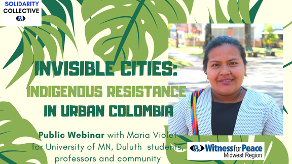 Invisible Cities - a webinar on Colombia
