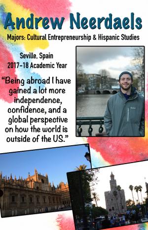 Andrew Neerdaels - Seville, Spain