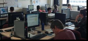 Geospatial Analysis Center Lab