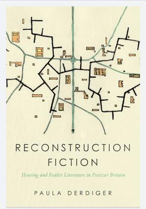 Reconstruction Fiction book cover