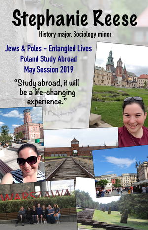 Stephanie Reese study in Poland