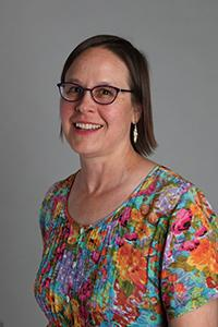 Portrait of Lisa Fitzpatrick