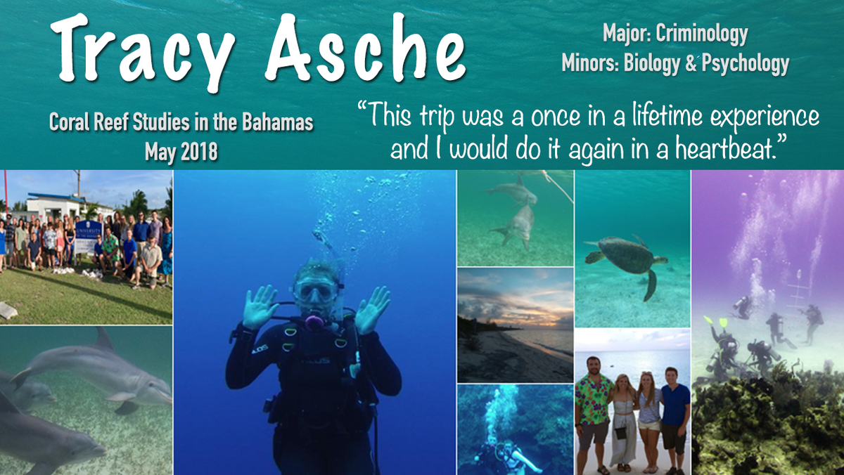 Tracy Asche Bahamas May 2018