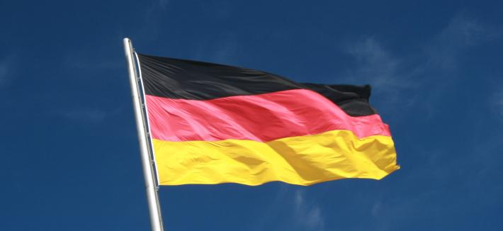 Image of German Flag- German Studies