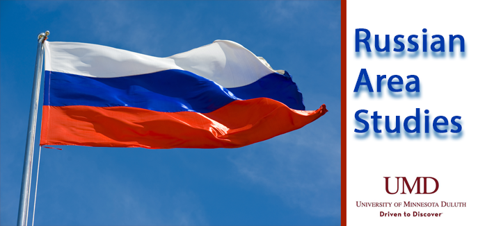 Image of Russian Flag- Russian Studies- UMD
