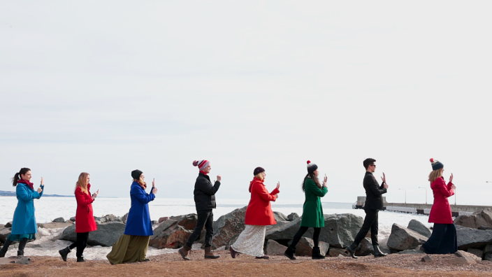 Duluth Nelken Dance in Canal Park