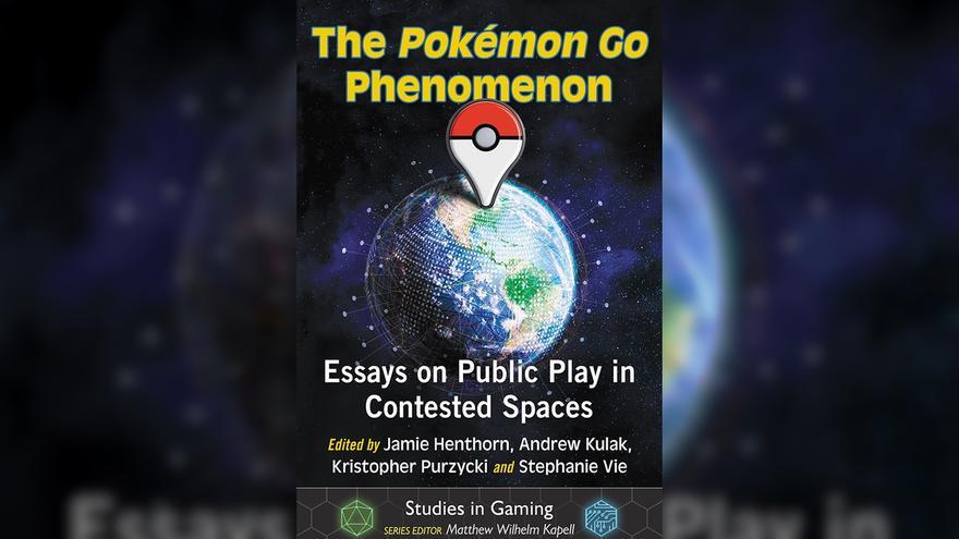 Pokemon Go Essays Book Cover