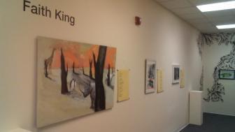 Faith King Exhibit