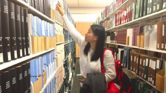 Brenda Vu Hispanic Studies Student