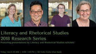 Literacy and Rhetorical Studies