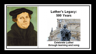 Martin Luther event