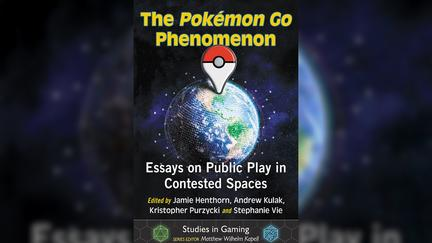 Pokemon Go Essays Book Cover