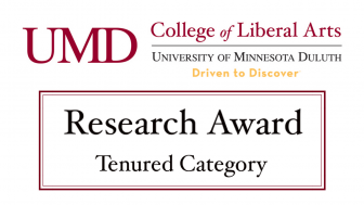 CLA Research Award -Tenured