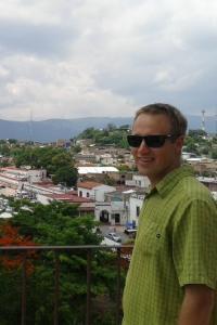Andrew Snustad in Mexico