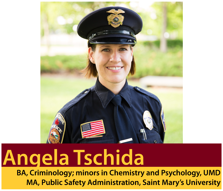 Alumni Photo: Angela Tschida