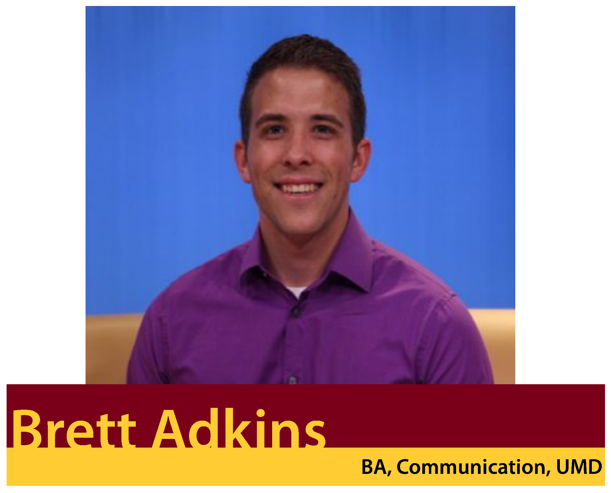 Alumni Photo: Brett Adkins