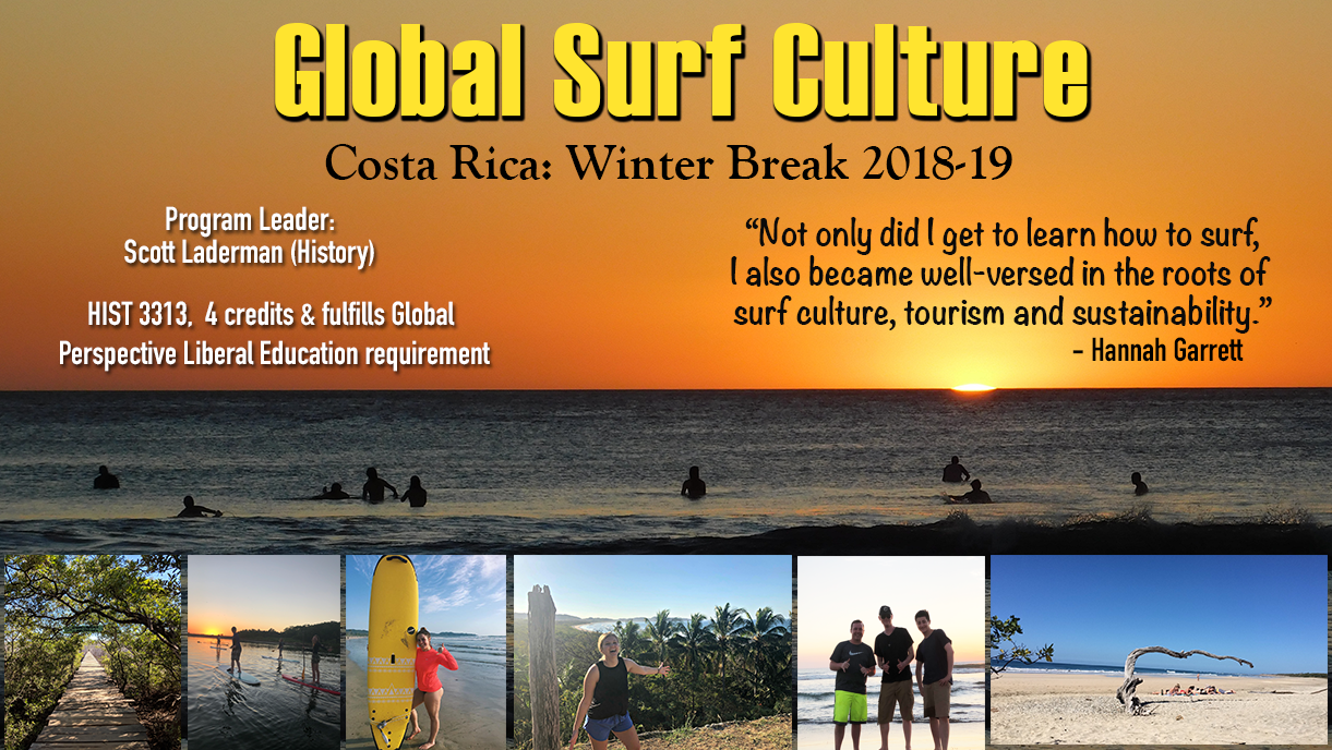 Costa Rica Winter Break 2018-19