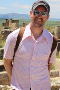 Dana Lindaman in Morocco