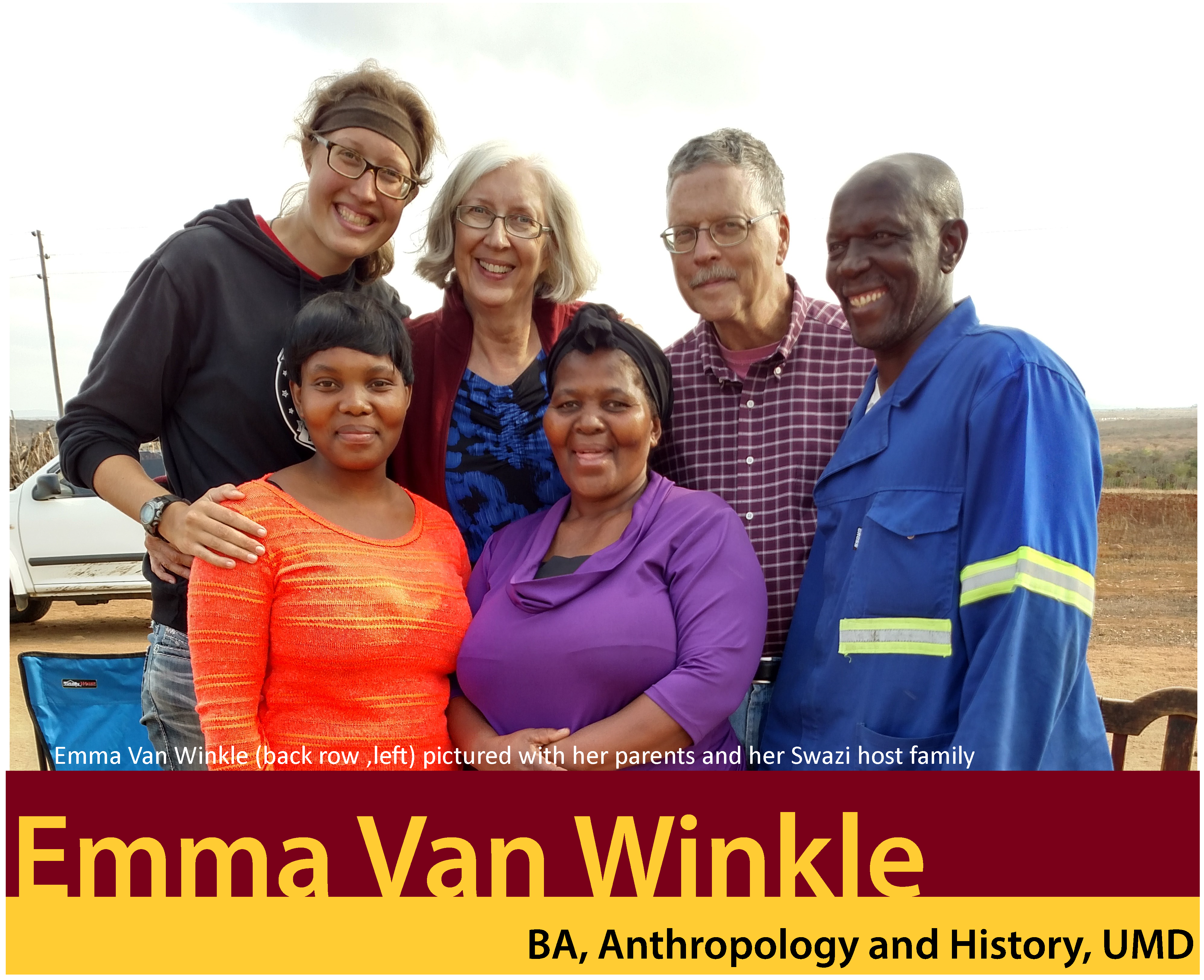 Alumni Photo: Emma Van Winkle