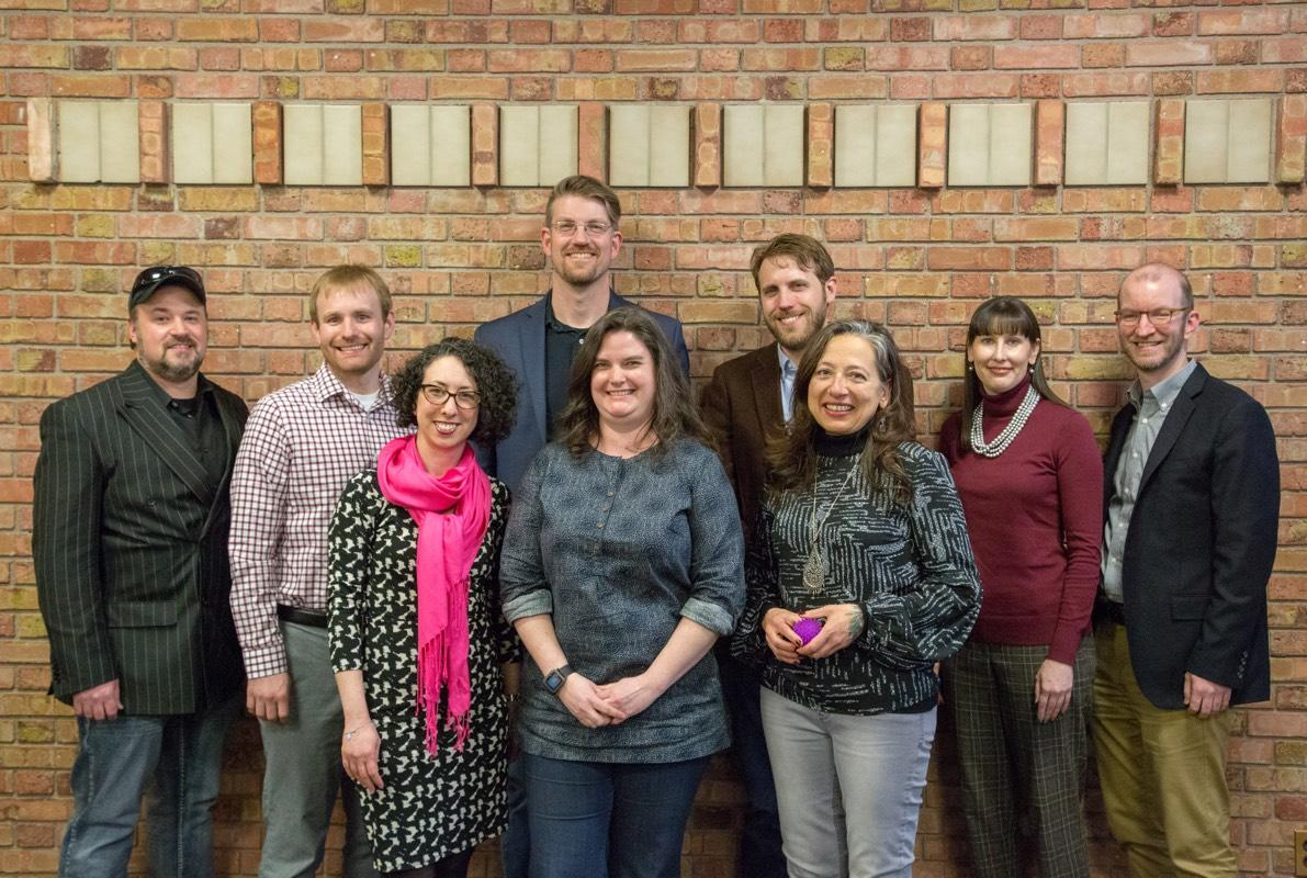 2018 Faculty Research Presenters