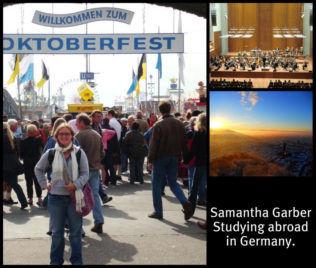 Samantha Garber Breisgau Germany