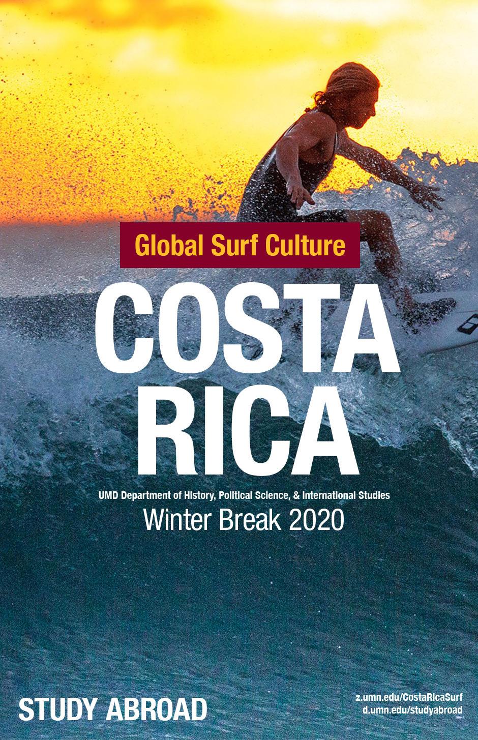 Costa Rica poster (2020)