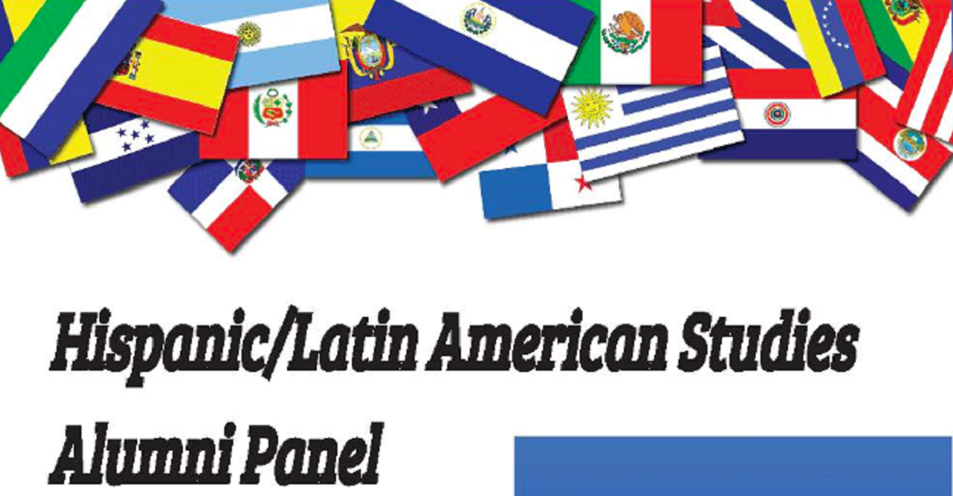 Hispanic and Latin American Studies Alumni Panel