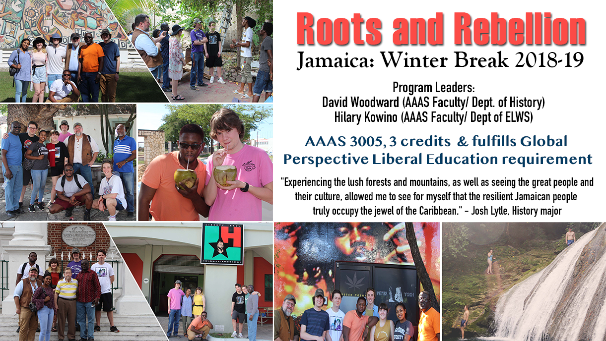 Jamaica short-term study abroad