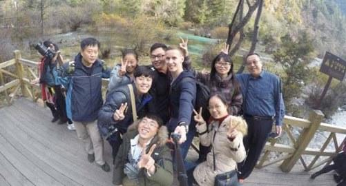 Study Abroad Adventure in China