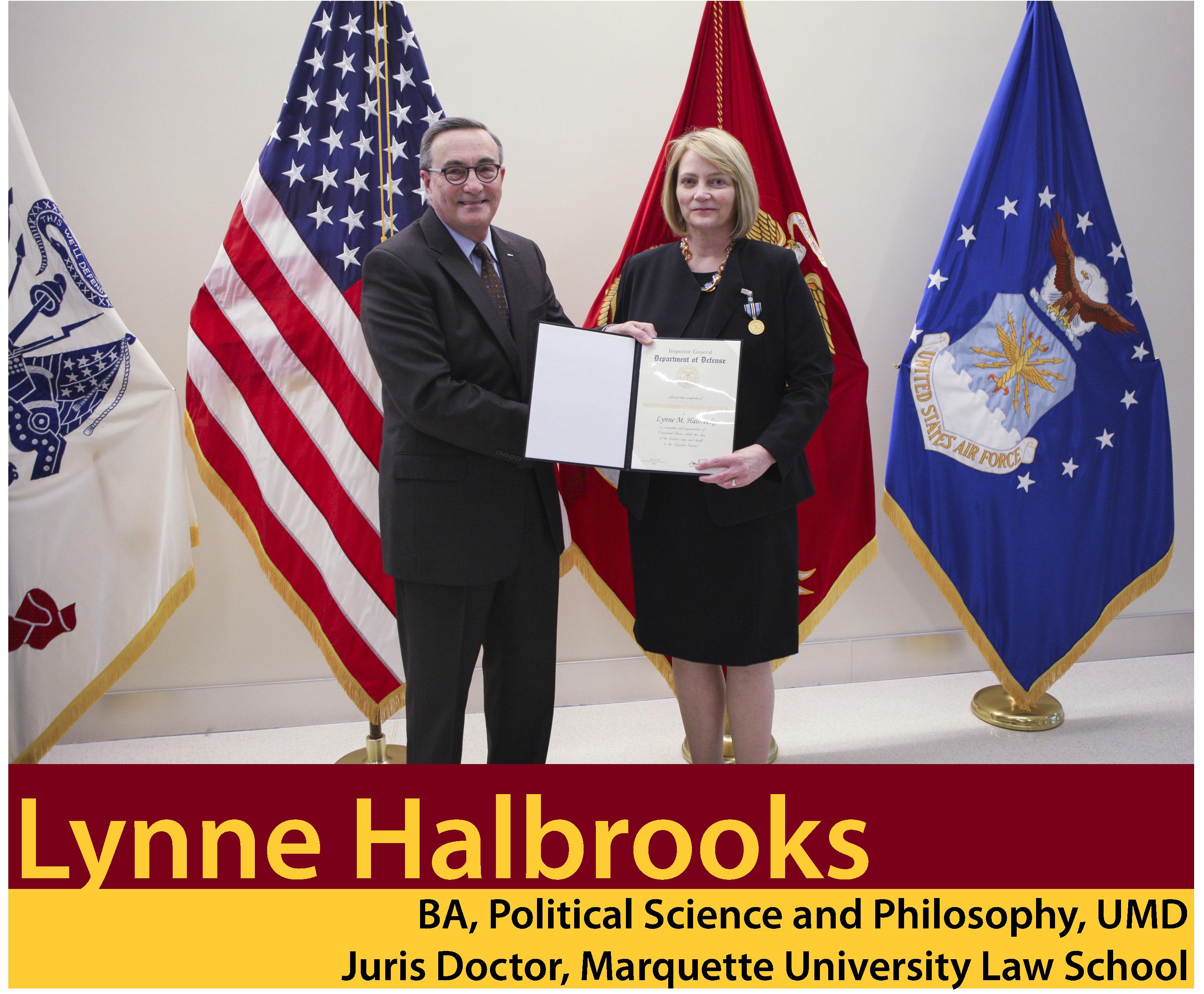 Alumni Photo: Lynne Halbrooks
