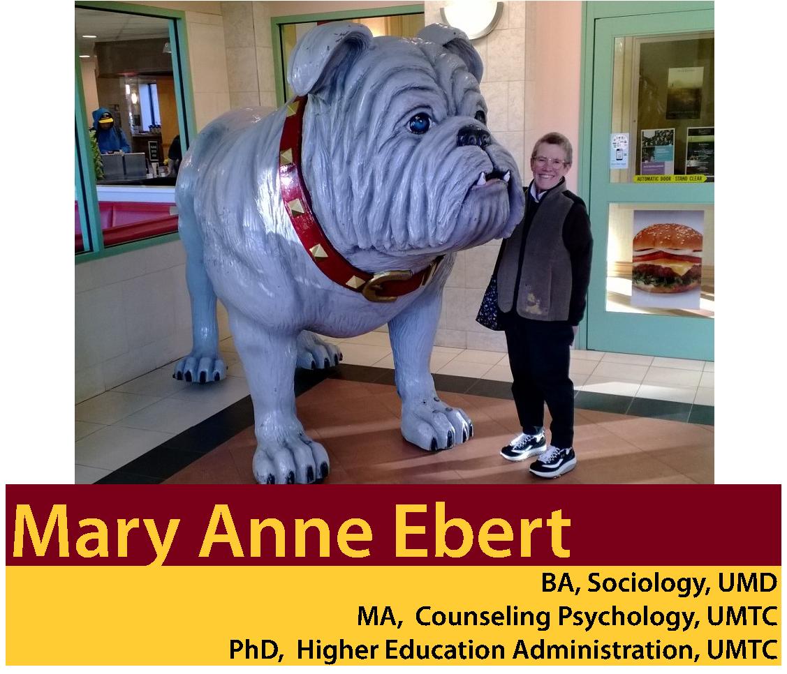 Alumni Photo: Mary Anne Ebert