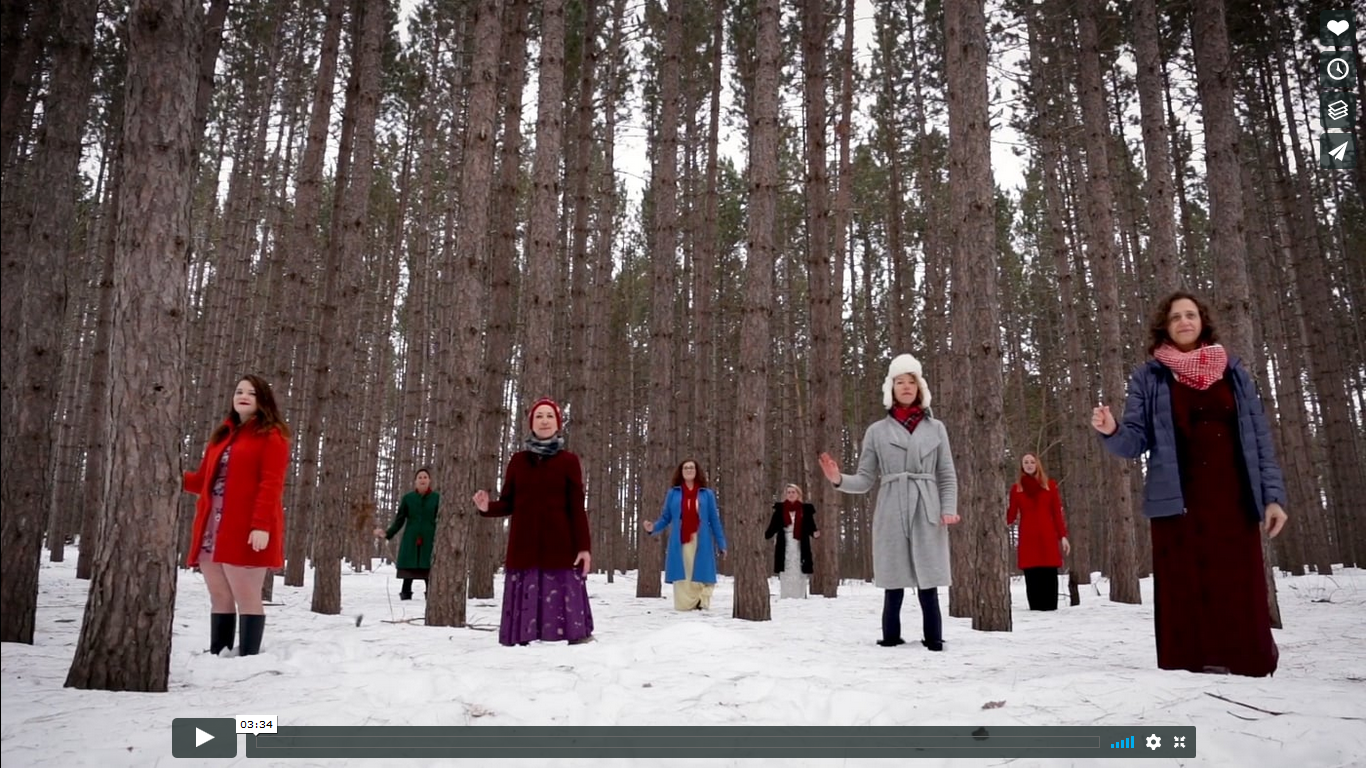 Duluth Dances the Nelken Line video