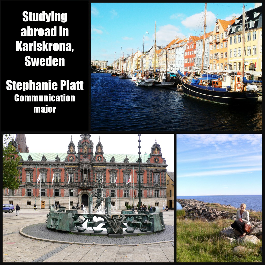 Stephanie Platt: Karlskrona, Sweden