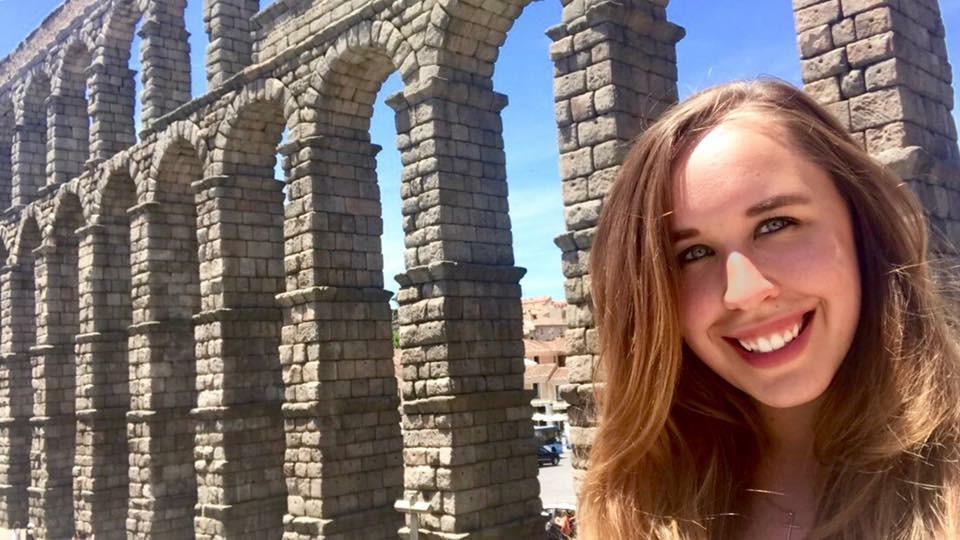 Rachel Brinkman Spain 2017