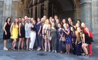 Salamanca, Spain, May 2019 group pic