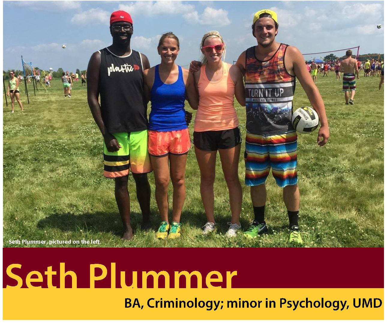Alumni Photo: Seth Plummer
