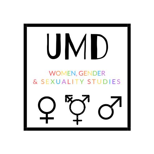 logo with colorful gender symbols