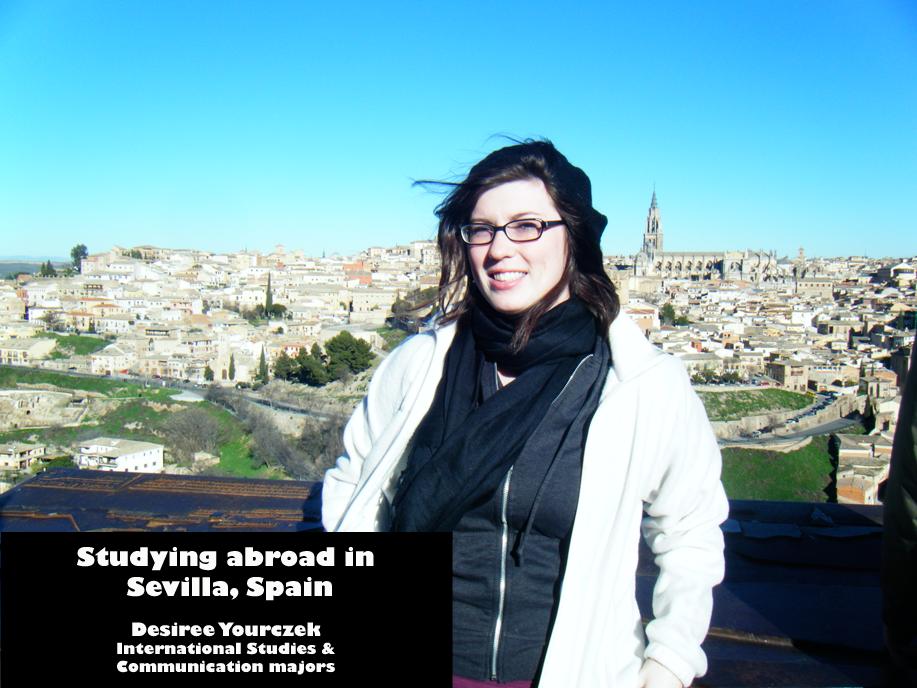 Desiree Yourczek: Sevilla, Spain