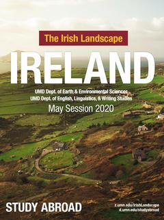 Ireland poster summer 2020