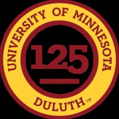 UMD 125th logo