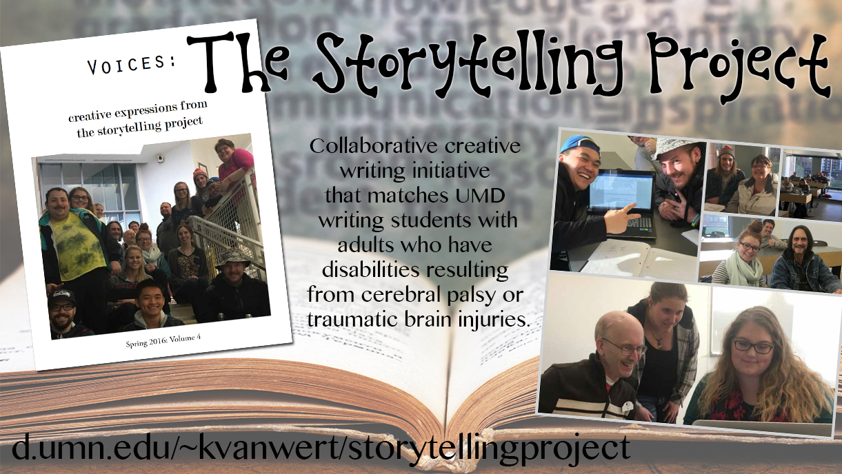 Photo Collage: The Storytelling Project